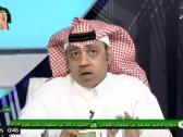 بالفيديو..الذايدي:بعد تصريح مدرب النصر اقوله الي رجله في المويه مو مثل الي رجله في النار!