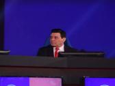 """خلال ظهوره على الهواء.. إيقاف الإعلامي مدحت شلبي بسبب """"إيحاءات"""" مباراة الزمالك وبيراميدز"""