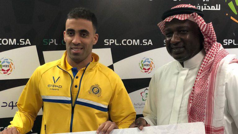 تعليق ماجد عبدالله عن مباراة النصر ضد الاتحاد ومستوى أحمد موسى| (فيديو)