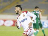 أيمن الحسوني لاعب الوداد المغربي يتعرض للطعن على يد مجهولين (صورة)