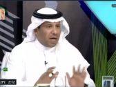 """بندر الرزيحان: أنا """"محروق"""" كنت أود أن يحقق الهلال الدوري ليكون أول مرة في تاريخه يحقق 3 دوريات متتالية!"""