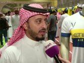 """أول تعليق من """"أحمد البريكي"""" بعد فوز النصر ببطولة الدوري"""