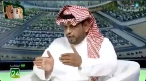 بالفيديو.. عبدالكريم الحمد: أين لاعب الهلال كاريو  و جمال بلعمري لاعب الشباب من جائزة افضل لاعب !
