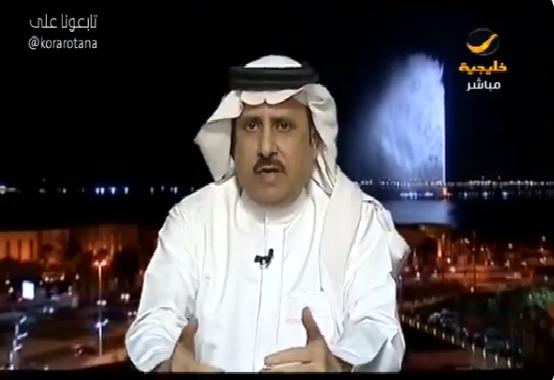 """الشمراني معلقًا على """"الموسم الصفري"""" للهلال: باركو للأبطال أولاً..ولا ترموا فشله على المؤامرات والتحكيم!"""