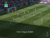بالفيديو.. أغويرو يسجل هدف التعادل لمانشستر سيتي في شباك برايتون