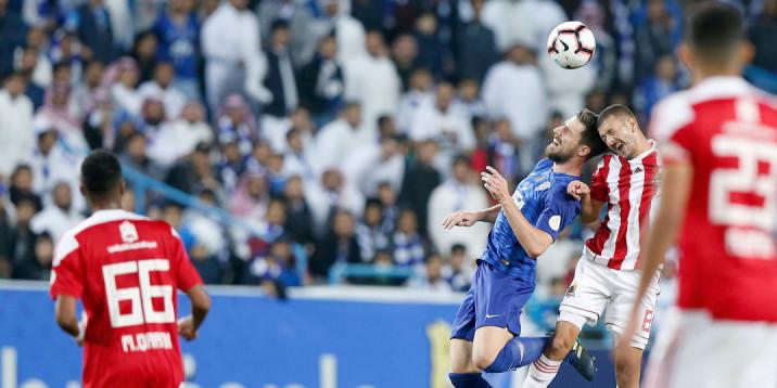 التحكيم الرياضي يصدر بيانًا ردًا على احتجاج الهلال