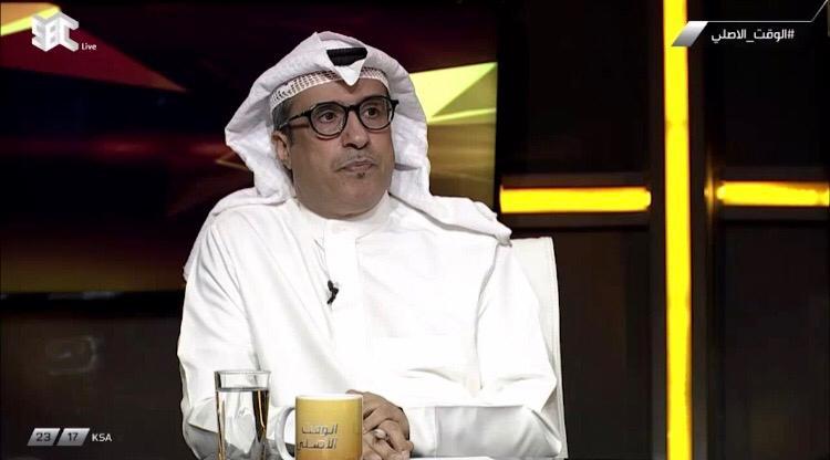 بالفيديو.. مساعد العبدلي: لن ينجح أي اتحاد لكرة القدم حتى يكون أقوىٰ من الهلال والنصر!