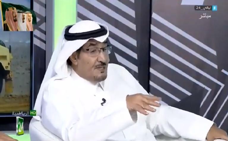 بالفيديو.. عايد الرشيدي: الظروف التي مرت على الأهلي لم تمر على أي نادي آخر!