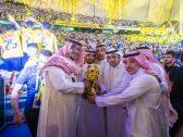 تركي آل الشيخ يفاجيء التعاون بعد الفوز بكأس الملك