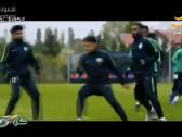 قبل انطلاق المونديال.. شاهد: آخر استعدادات الأخضر الشاب لمباراة فرنسا في كأس العالم!