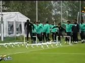 شاهد.. آخر استعدادات الأخضر لمباراة فرنسا في كأس العالم للشباب