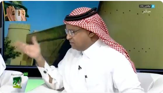 بالفيديو.. سعود الصرامي : يجب معاقبة نادي الهلال على اتصاله بالفيفا !