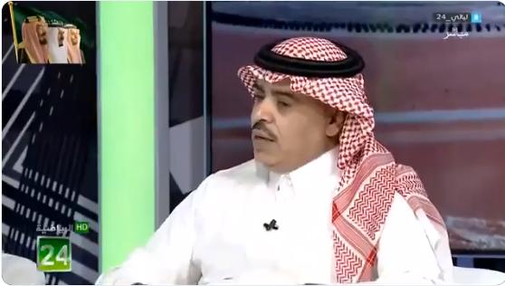 بالفيديو..عبدالرحمن الجماز يكشف عن رئيس الاتحاد السعودي لكرة القدم