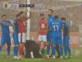 بالفيديو..لحظة تعرض حارس مرمى الزمالك للإغماء خلال مباراته أمام النجم الساحلي