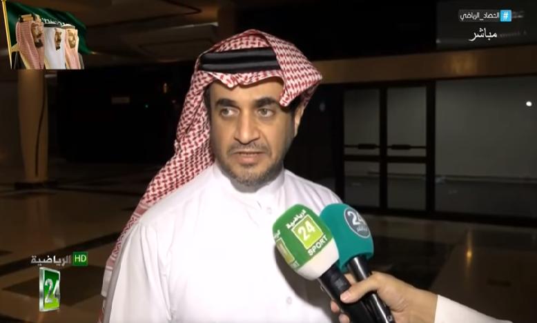 شاهد.. تعليق خالد البلطان بعد ترشحه لرئاسة نادي الشباب!