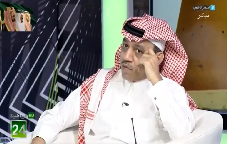 """بالفيديو.. محمد الذايدي: رحيل """"سعود آل سويلم"""" صدمة للنصراويين!"""
