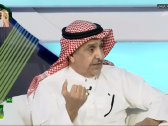 بالفيديو.. محمد الخراشي: عموري يريد ان يعيش التحدي مع نفسه وهو قادر على العودة !