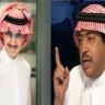 """الطخيم لـ """" الوليد بن طلال"""".. على كذا سموك أهم و أشهر من النادي اللي تفاخر به !!"""