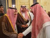 النعيمة يروي موقفاً حدث معه أثناء لقاء الملك سلمان!