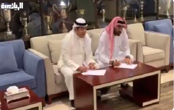 بالفيديو.. الأهلي يوقع عقد رعاية بشكل رسمي مع شركة «s-team»
