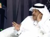 بالفيديو.. عدنان جستنيه: سوف يترشح لرئاسة الاتحاد شخصين غير انمار الحائلي !