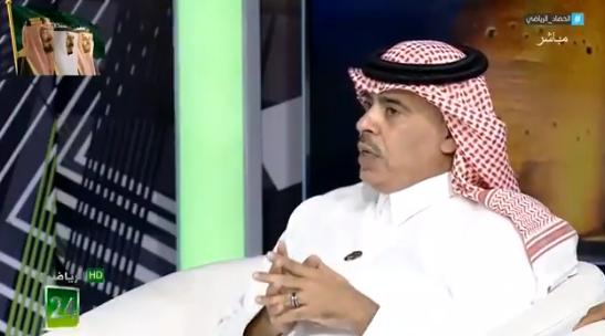 """بالفيديو.. عبدالرحمن الجماز : انا لست مقتنع بمرشح نادي الهلال """"الحماد"""" و لكن لا امنعه من الترشح !"""