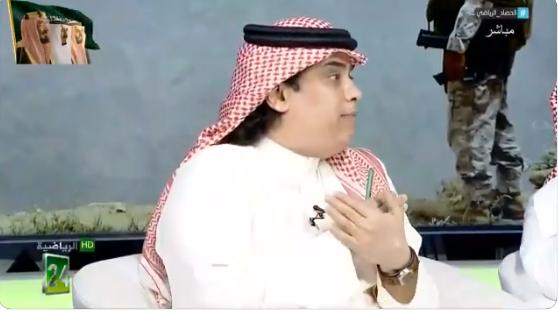 """بالفيديو..خالد الشعلان : عدم ترشح """"سعود السويلم """"كان صدمة.. و لكن !"""