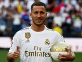 لماذا ظهر هازارد دون رقم خلال تقديمه لجماهير ريال مدريد؟