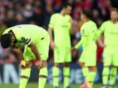 سواريز يعترف بالخطأ وما جرى بعد رباعية ليفربول