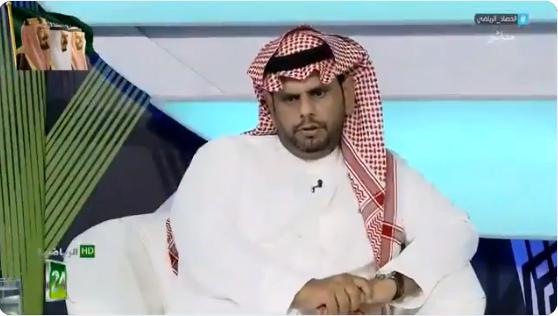 بالفيديو..الحمد : النصراويين دائما يقولون النصر بمن حضر..الآن أين رجالات النصر عن النادي ؟