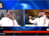 بالفيديو..عبدالكريم الحمد لـ المريسل : انت قزمت نادي النصر ككيان و رجال