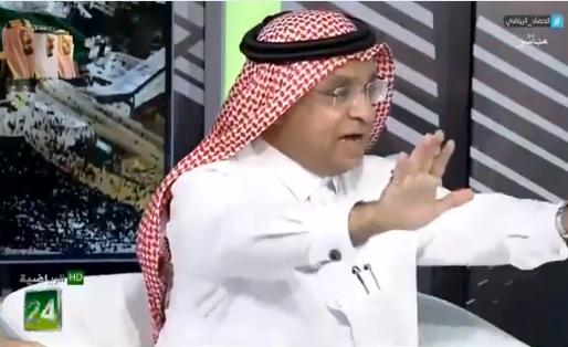 بالفيديو.. سعود الصرامي: علاقة سعود السويلم و النصر انتهت !