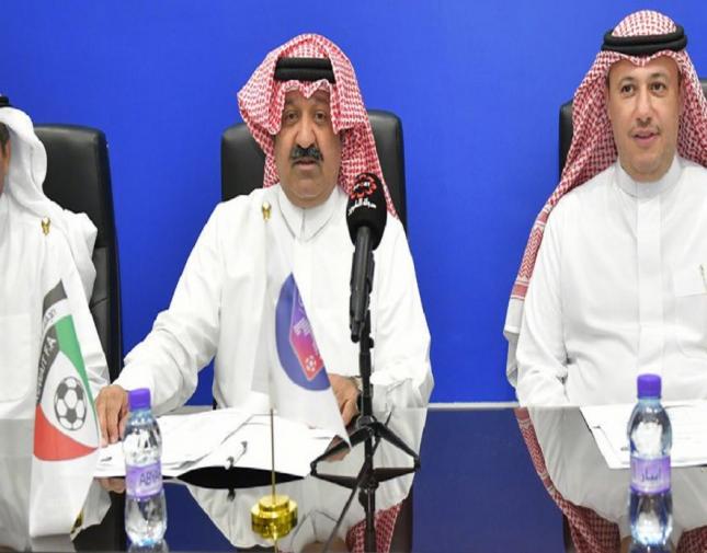 آل الشيخ يعلن مشاركة 3 أندية كويتية في البطولة العربية