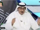 """بالفيديو..عايد الرشيدي : نادي الهلال طلب ان يكون """"خالد البلطان"""" رئيسه مرتين و رفض"""