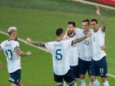بالفيديو..الأرجنتين تتجاوز فنزويلا وتضرب موعدًا مع البرازيل في نصف نهائي كوبا أمريكا