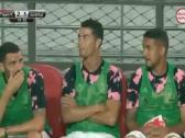 شاهد.. ردة فعل رونالدو بعد احتفال لاعب على طريقته بهدف سجله في شباك يوفنتوس