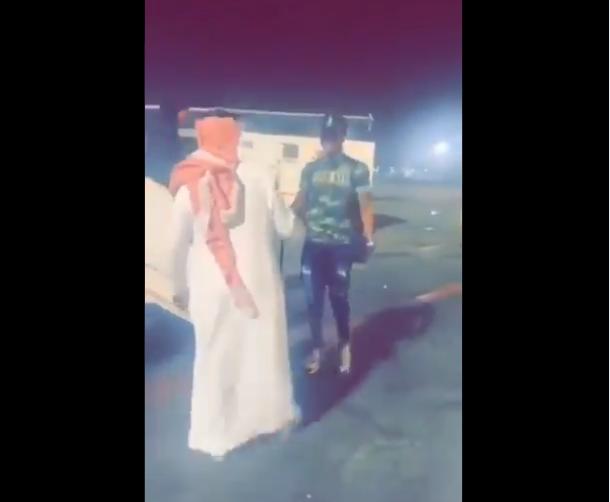 شاهد.. هارون كمارا يصل جدة لتوقيع عقد انتقاله مع الاتحاد!