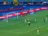 بالفيديو.. سفيان فيغولي يسجل الهدف الأول للجزائر في مرمى كوت ديفوار