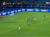 بالفيديو.. كودجيا يسجل هدف التعادل لكوت ديفوار في شباك الجزائر