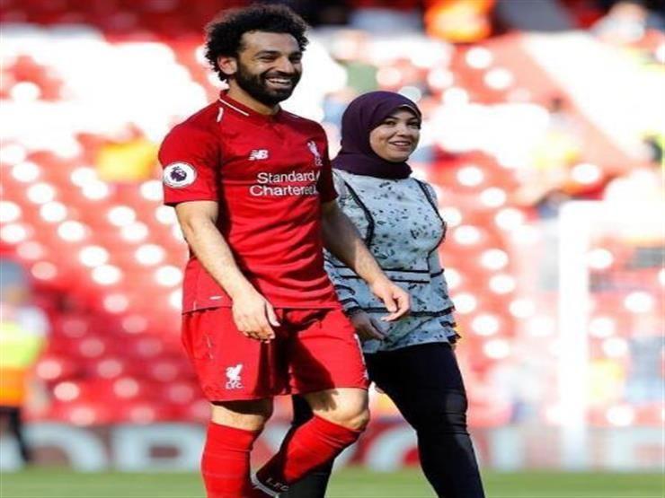 محمد صلاح يتخطى خسارة مصر بنبأ سعيد