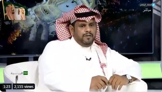 """بالفيديو..الحمد : دائما يفاجئنا نادي الفيصلي و """"فهد المدلج"""" بمثل هذه الأفكار الجيدة جداً"""
