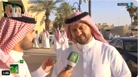 """بالفيديو: """"صالح الأطرم"""" يكشف عن أهدافه في نادي النصر"""