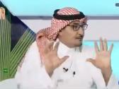 """شاهد.. عايد الرشيدي: من يريد بقاء عمر عبدالرحمن هم من انصار سامي الجابر.. وهكذا رد """"الجحلان"""" !"""