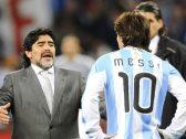 مارادونا: هذا هو ميسي الذي أحبه!