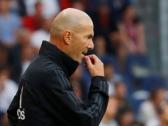 زيدان يفكر في الاستقالة من تدريب ريال مدريد