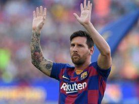 أنباء غير سارة لعشاق برشلونة بخصوص ميسي
