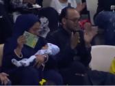 بالفيديو.. أصغر مشجع إتحادي يثير إعجاب المتابعين