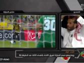 """بالفيديو..محمد عبدالجواد يرفع """"العقال"""" للاعب الاتحاد"""