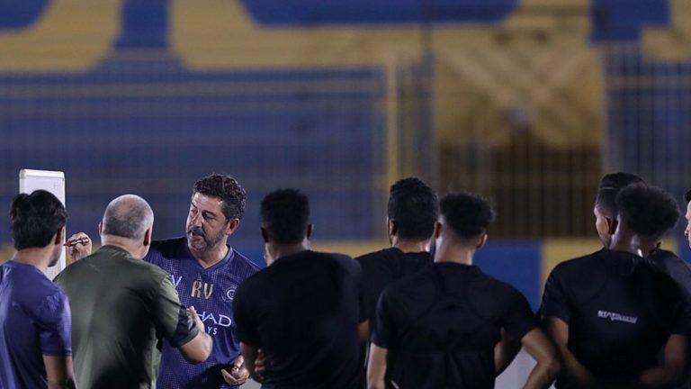 النصر يعلن الرباعي الأجنبي الآسيوي قبل مباراة السد القطري