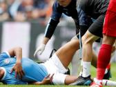 تشخيص صادم لإصابة ليروي ساني لاعب مانشستر سيتي